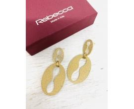 Boucles d'oreilles dame Rebecca