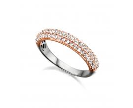 Rings Silver Rose